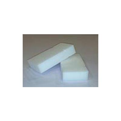 "ACS 71490 Eraser Sponge, 4.6"" x 2.4"" x 1"", White - 24 / Case"