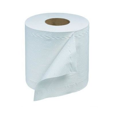 """Essity RC530 Tork Universal Centerfeed Paper Hand Towels, 530 Sheets / Roll, 7.6"""" x 11.8"""", White - 6 / Case"""