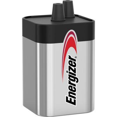 Eveready 529 Energizer Max Alkaline Lantern Batteries, 6 Volt - 6 / Case