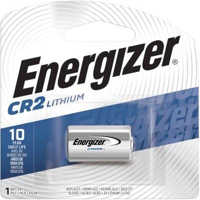 Eveready EL1CR2BP Energizer CR2 e2 Lithium Battery, 3 Volt - 24 / Case