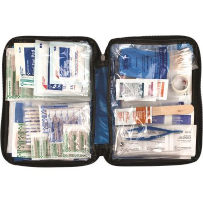 First Aid Only 428 First Aid Essentials Kit, 138 Pieces - 1 / Case