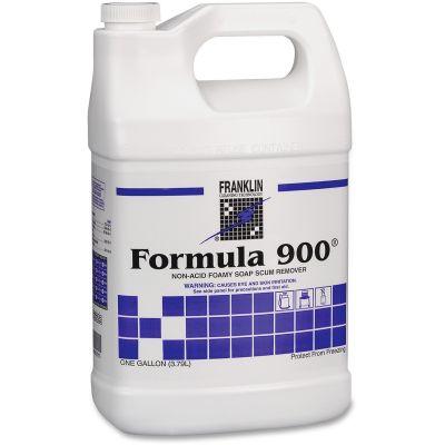 Franklin 967022 Formula 900 Foamy Soap Scum Remover, 1 Gallon - 4 / Case