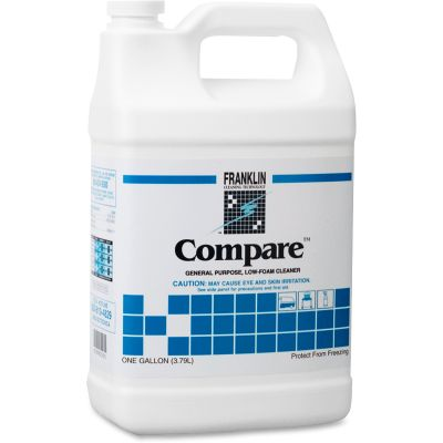 Franklin F216022 Compare Floor Cleaner, Low Foam, 1 Gallon - 4 / Case