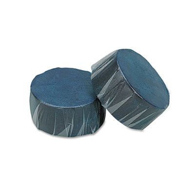 Fresh Products 24DIF Drop-In Tank Non-Para Urinal Cleaner Block, Blue - 72 / Case