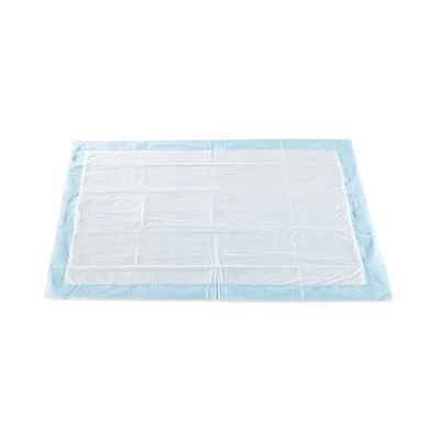 """McKesson 4033 Underpads, 23"""" x 36"""", Disposable, Polymer, Moderate Absorbency - 150 / Case"""