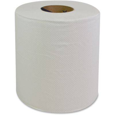 Garland C Norris 87000 Center Pull Paper Towels, 2 Ply, Perforated, 360 Sheets / Roll, White - 6 / Case