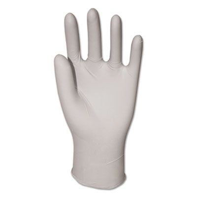 General 8961L Vinyl Gloves, Powder-Free, Large, 3.6 Mil, Clear - 1000 / Case