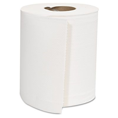 General GENCPULL Center Pull Roll Paper Hand Towels, 2 Ply, White - 3600 / Case