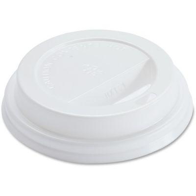 Genuine Joe 19052 Lids for 8 oz Paper Hot Cups - 1000 / Case