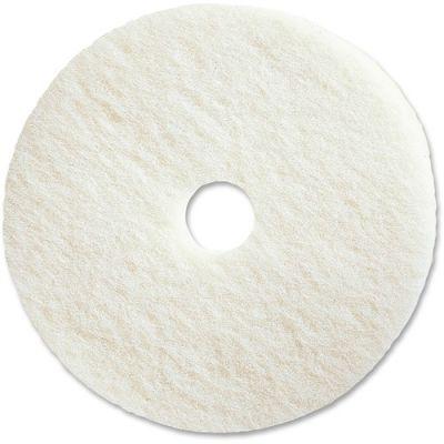 "Genuine Joe 90517 17"" Floor Polishing Pad - 5 / Case"