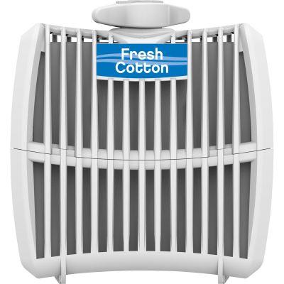 Genuine Joe 99663 Air Freshener Refill, Fresh Cotton - 12 / Case