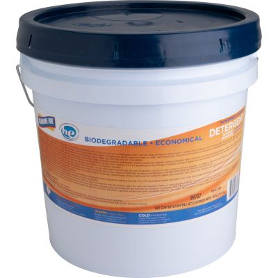 Genuine Joe 99737 Launder-X Laundry Detergent Powder, 40 lb Pail - 1 / Case