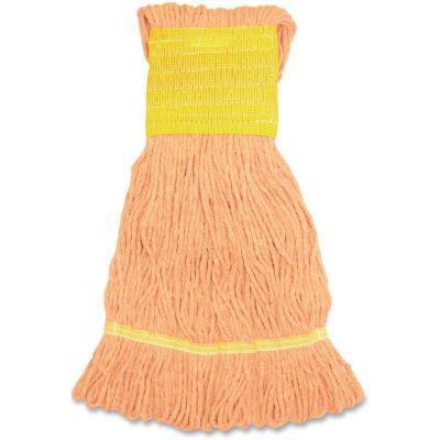 Genuine Joe SOR5B Orange Mop Heads, Small - 12 / Case