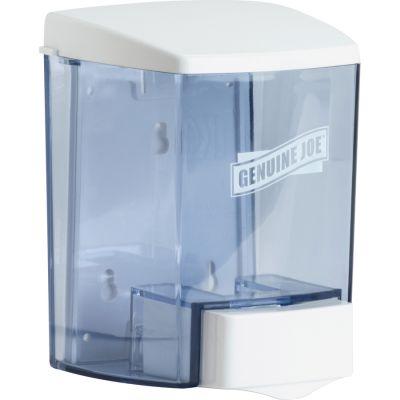 Genuine Joe 29425 Liquid Hand Soap Dispenser, Push Style, 30 oz - 12 / Case