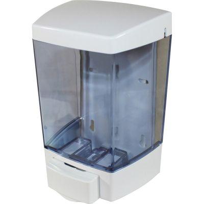Genuine Joe 85133 Liquid Hand Soap Dispenser, Push Style, 46 oz - 12 / Case