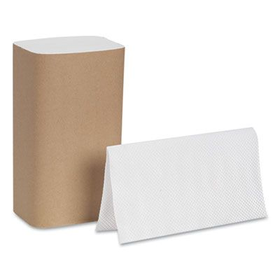 "Georgia-Pacific 20904 Envision Singlefold Paper Towels, 9-1/4"" x 10-1/4"", White - 4000 / Case"