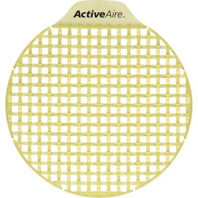 Georgia-Pacific 48265 ActiveAire Urinal Screens, Citrus - 12 / Case