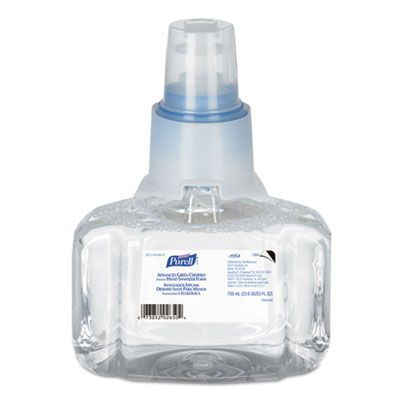 GOJO 130403 PURELL Foaming Hand Sanitizer, 700 ml LTX-7 Refill - 3 / Case