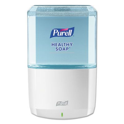 GOJO 643001 PURELL ES6 Healthy Soap Dispenser, 1200 ml, Automatic, White - 1 / Case