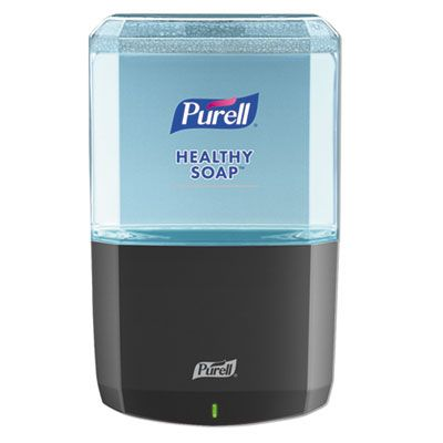 GOJO 643401 PURELL ES6 Healthy Soap Dispenser, 1200 ml, Automatic, Graphite - 1 / Case