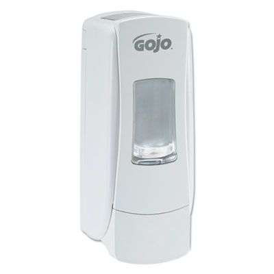 GOJO 878006 ADX-7 Manual Foam Hand Soap Dispenser, 700 ml - 6 / Case