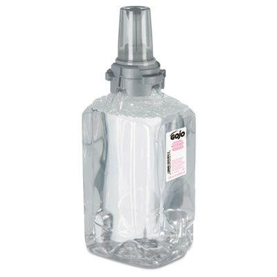 Gojo 881103 Clear & Mild Foam Soap Handwash, 1250 ml ADX-12 Refill - 3 / Case