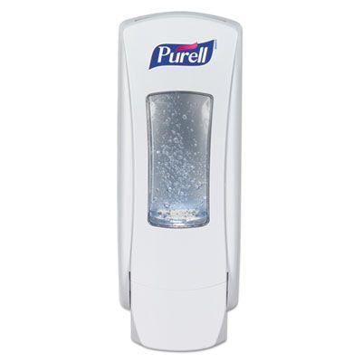 GOJO 882006 PURELL ADX-12 Hand Sanitizer Dispenser, 1200 ml, Manual - 6 / Case
