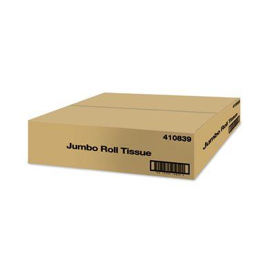 "Heavenly Soft 410839 Jumbo Roll 2 Ply Toilet Paper, 9"" x 525' - 12 / Case"