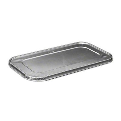 HFA 4030-25-200FC Handi-foil Foil Lid for 1/3 Size Aluminum Foil Steam Table Pans - 200 / Case