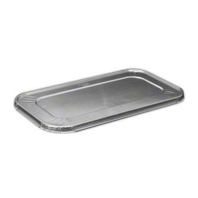 HFA 4030-25-200FC Foil Lid for Handi-foil 1/3 Size Aluminum Foil Steam Table Pans - 200 / Case