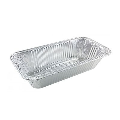 HFA 4035-40-200 Handi-foil 1/3 Size Aluminum Foil Steam Table Pans, Deep, 64 oz - 200 / Case