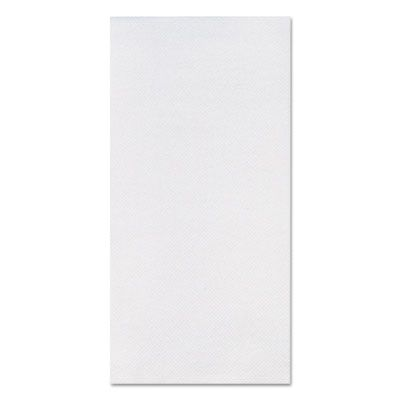 "Hoffmaster FP1200 FashnPoint EZ Fold Guest Towels, 1/6 Fold, 11.5"" x 15.5"", White - 600 / Case"