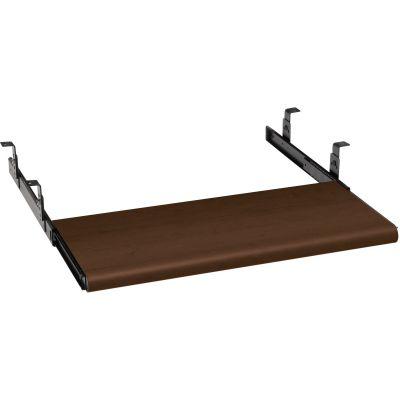 The HON Company 4022MO Keyboard Platform, Mahogany Laminate - 1 / Case