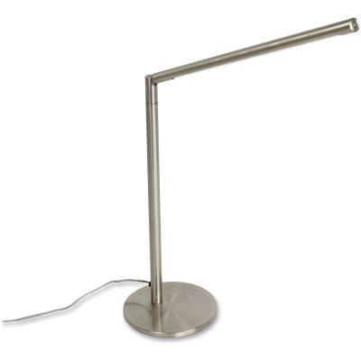 The HON Company LED2 Task LED Desk / Table Lamp, Brushed Nickel - 1 / Case