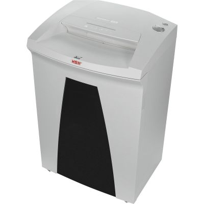 HSM 1822 Securio B32cL4 Micro-Cut Shredder, 13-Sheet Capacity, White / Black - 1 / Case