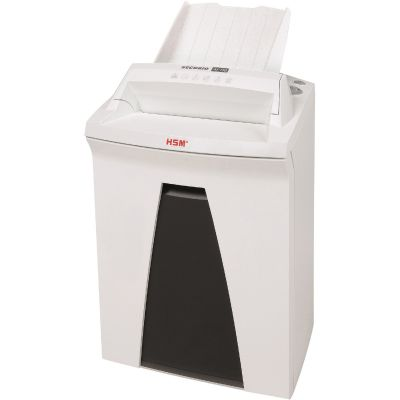 HSM 2083 Securio AF150 Cross Cut Shredder, 150-Sheet Capacity, White - 1 / Case