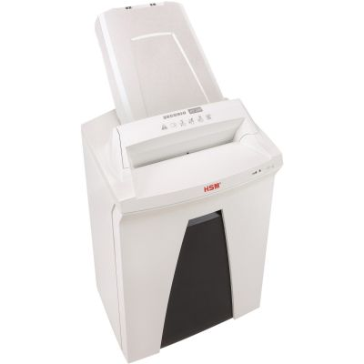 HSM 2093 Securio AF300 Cross Cut Shredder, 300-Sheet Capacity, White - 1 / Case
