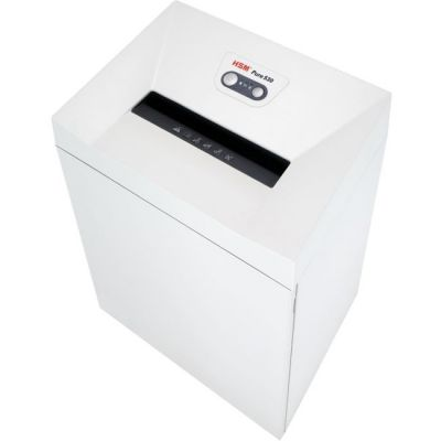 HSM 2351 Pure 520 Strip-Cut Shredder, 30 Sheet Capacity, White - 1 / Case