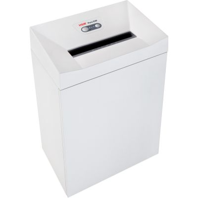 HSM 2353 530c Cross-Cut Shredder, 18 Sheet Capacity, White - 1 / Case
