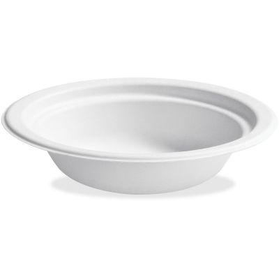 Huhtamaki 21230 12 oz Paper Bowls, White - 1000 / Case
