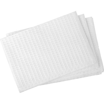 """Impact 25130288 Baby Changing Table Liner, 2 Ply, 13-3/8"""" x 18"""", White - 500 / Case"""