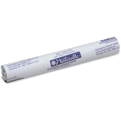 Impact 25176488 Naturelle Tampons, Regular, Vending Machine / Dispenser Refills - 500 / Case