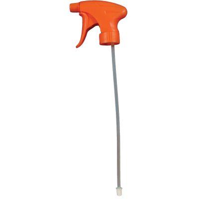 Impact 5604 Trigger Sprayer for 24, 32 oz Bottles, Orange - 250 / Case