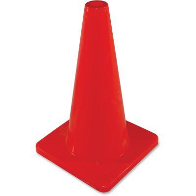 "Impact 7308 Orange Safety Cone, 18"" - 1 / Case"