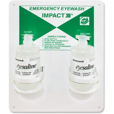 Impact 7349 Emergency Eye Wash Station, Saline - 1 / Case