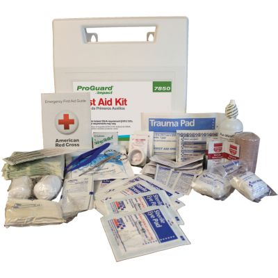 Impact 7850 First Aid Kit for 50 People - 1 / Case