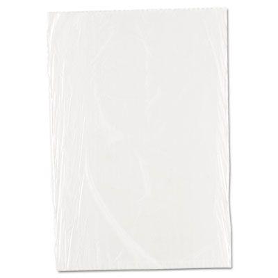"""Inteplast PBR1014 Food Grade Plastic Bags, 0.75 Mil, 10"""" x 14"""", Clear - 1000 / Case"""