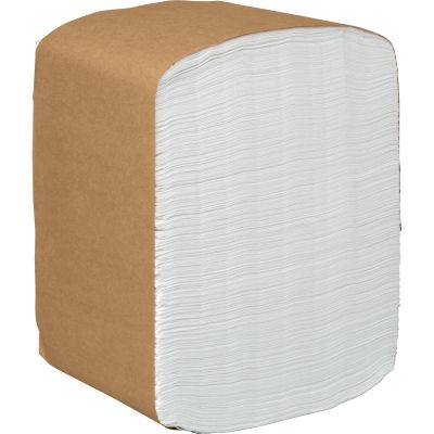 "Kimberly-Clark 98730 Scott Full Fold Dispenser Paper Napkins, 1 Ply, 12"" x 17"", White - 6000 / Case"