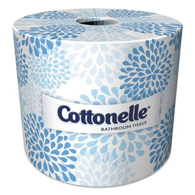 Kimberly-Clark 17713 Cottonelle Toilet Paper, 2 Ply, 451 Sheets / Standard Roll - 60 / Case