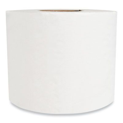 """Morcon M500 MorSoft Controlled Toilet Paper, 2 Ply, 3.9"""" x 4"""", 500 Sheets / Roll - 24 / Case"""